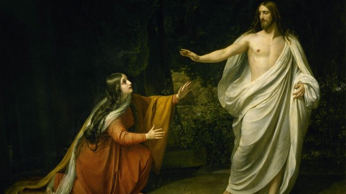 Apostle to the Apostles: Reclaiming St Mary of Magdala