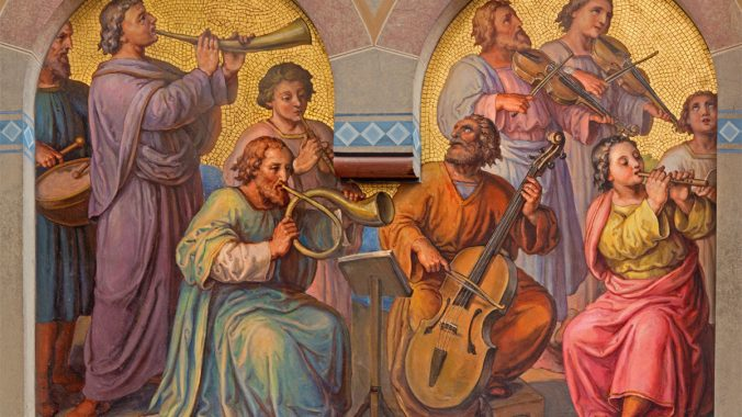 Our Top Ten Musical Instruments in the Bible