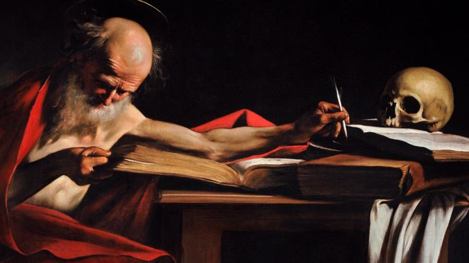 St Jerome and Bible Translation