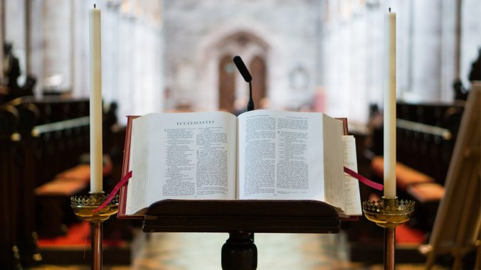 Our Liturgy of the Word