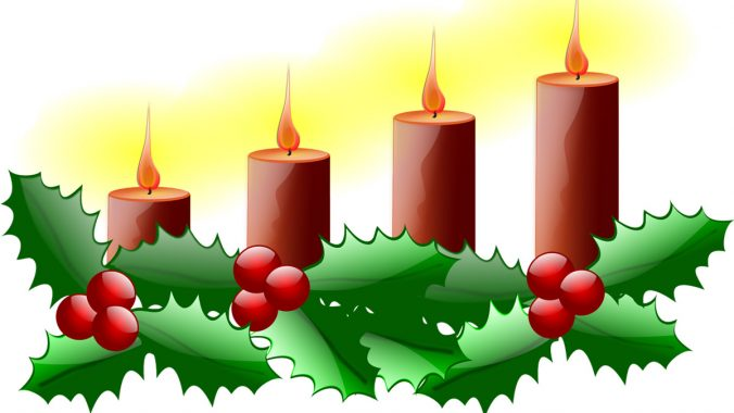 The Advent Wreath: Four Services for Home and Family
