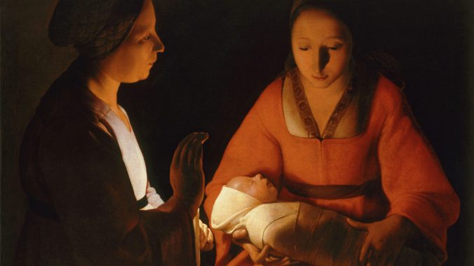 The Light has come: Christmas and Epiphany through Art