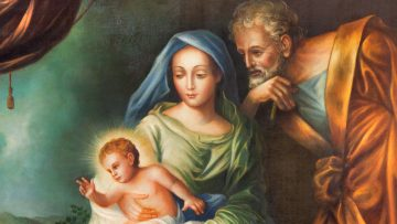 March 2021: The Holy Family