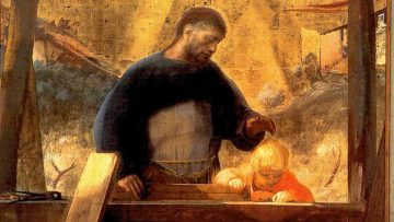 St Joseph in Art: The Ultimate Multi-Tasker