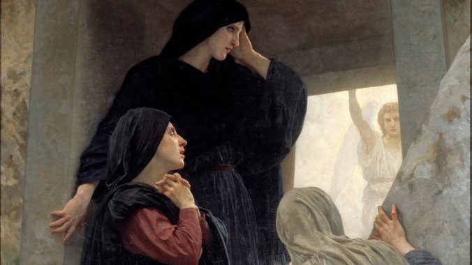 Silent Women: Why the Resurrection went so quiet
