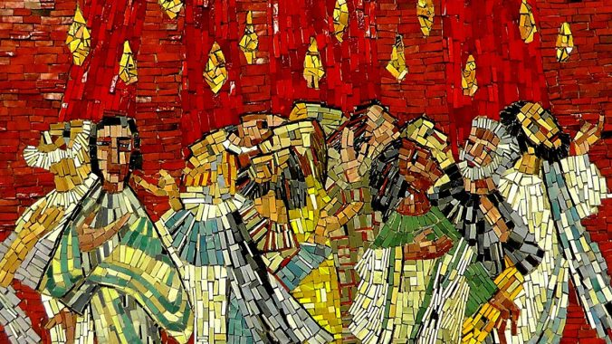 Spirit and Life: God's Word and the Power of Pentecost