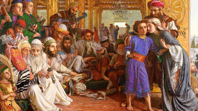 Where God meets humanity: Jesus, Son of God and King of Israel