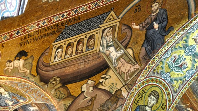 The Heart of God in Crisis: Noah and the Ark