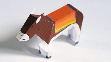 The Christmas Donkey